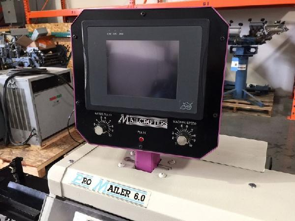 Used Inserted Machines For Sale | Mailcrafters Pro Mailer 6 0