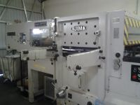 1989 IIJIMA BFP-1000S Die Cutter and Stripping Press