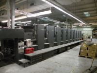 Used offset printing equipment for sale