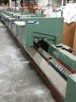 Muller Martini 335 7 Pocket Stitcher