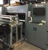 2010 Grapo Shark X8/1080 UV Printer