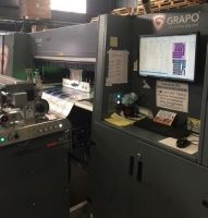 2011 Grapo Shark X8/1080 UV Printer