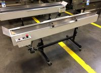 Datatech 6 ft. x 8 in. Conveyor