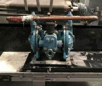 Sand Piper Double Diaphragm Pump