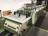2000 Muller Martini Bravo T 6 Pocket Stitcher
