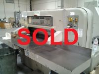 "1982 Polar 115 EMC 45"" Cutter (SOLD)"
