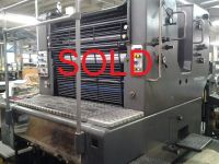 1987 Heidelberg SORDZ 2 Color (SOLD)