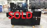 AB Dick 9985 2 Color Litho Press (SOLD)